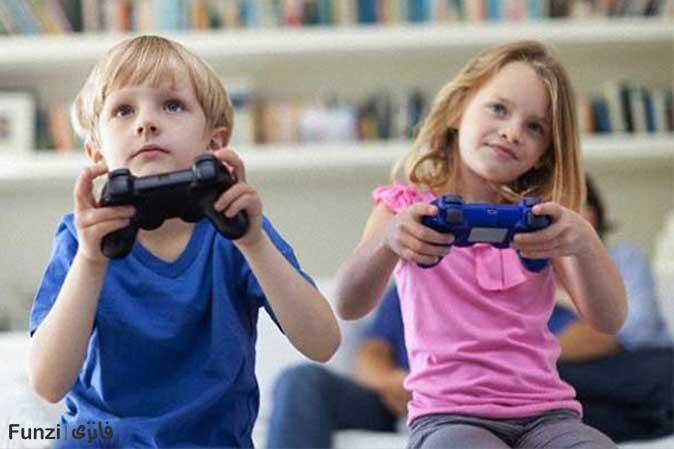 بازی آنلاین کودکان