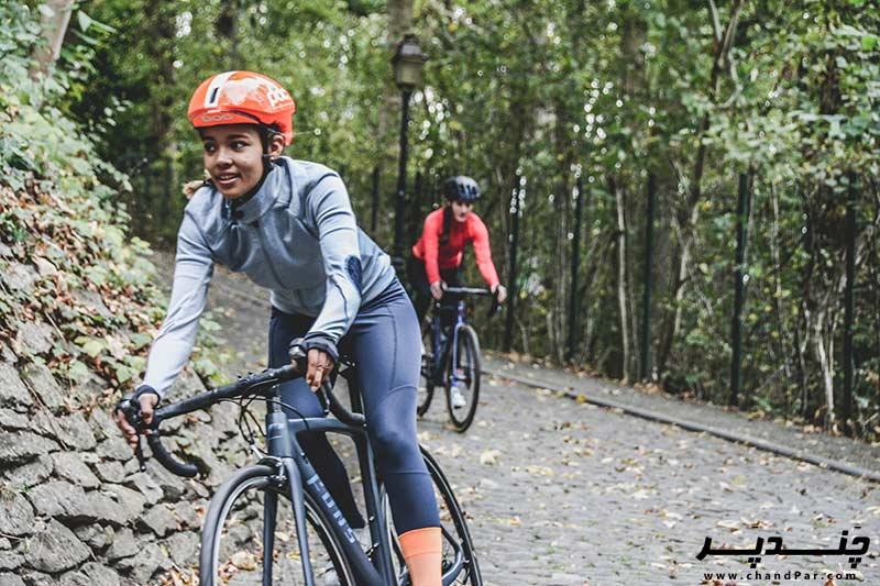 دوچرخه سواری و دوری از تنش