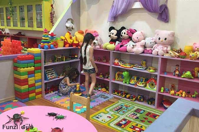 مهدکودک خانه کودک مادر