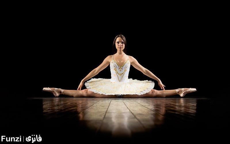انواع رقص باله