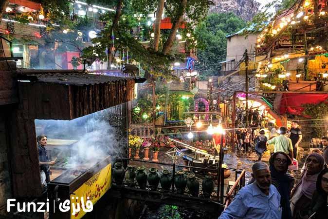 دربند | تفریح در تهران