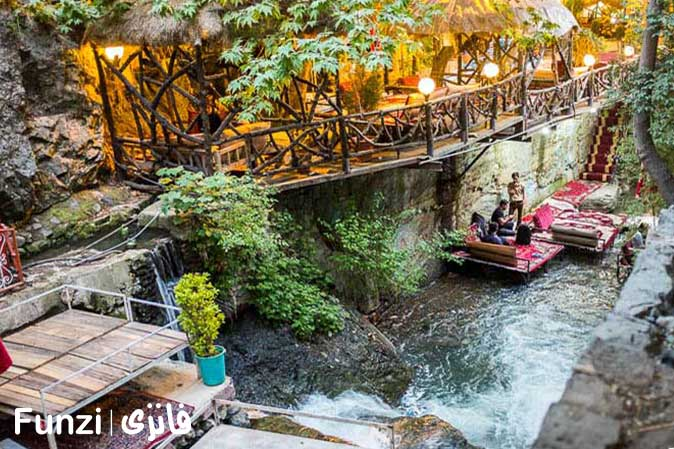 دربند تهران | تفریح در تهران