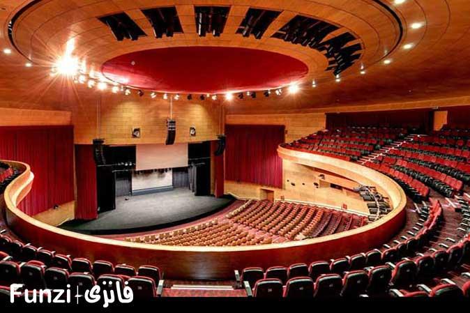 سالن کنسرت برج میلاد