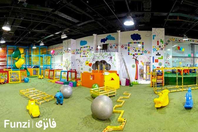 وسایل ورزش کودکان در شاپرک