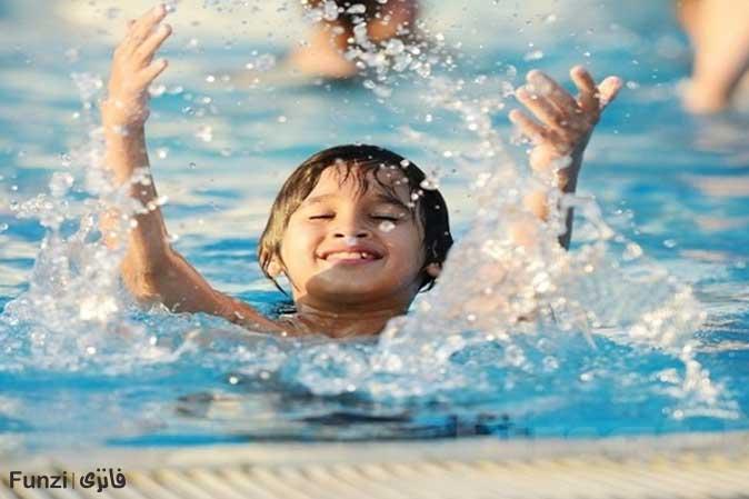 آموزش شنا کودکان | آموزش شنا مبتدی فارسی