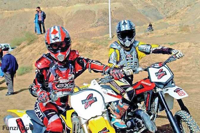 آموزش موتورسواری 3