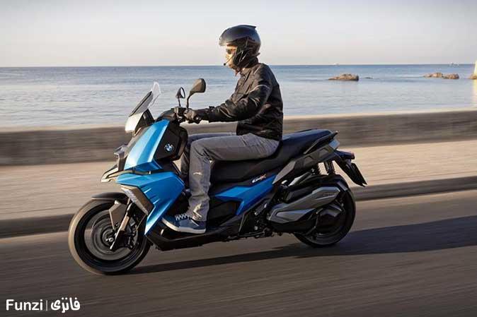 آموزش موتور سواری هوندا 125