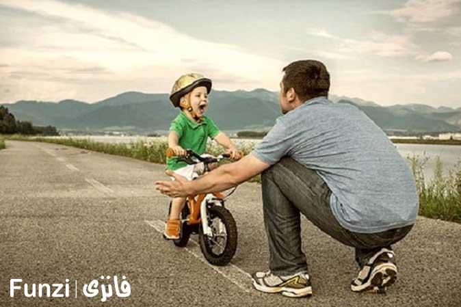آموزش دوچرخه سواری کودکان 1