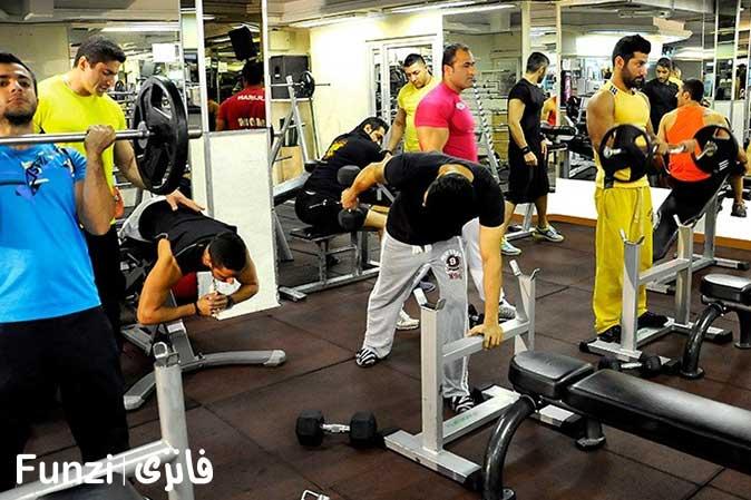 باشگاه میرداماد، بهترین باشگاه ورزشی تهران