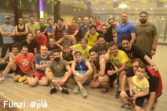 باشگاه ورزشی سالک، بهترین باشگاه ورزشی تهران