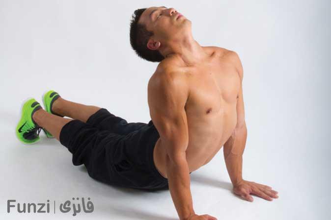 حرکت کبری در آموزش یوگا