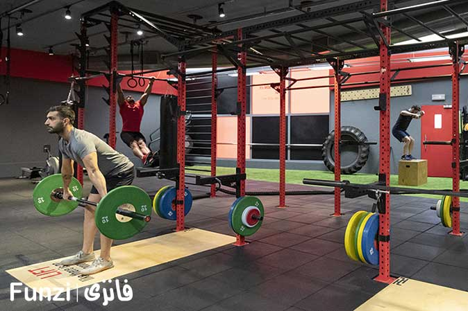 مجموعه ورزشی حس خوب زندگی، برترین باشگاه ورزشی تهران
