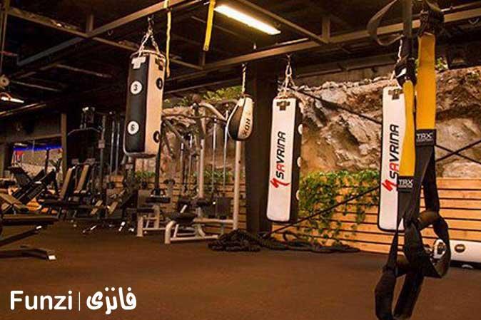 مجموعه ورزشی پزشکی راسپینا، بهترین باشگاه ورزشی تهران