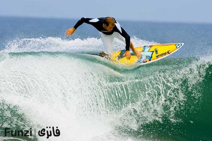 موج سواری در ایران