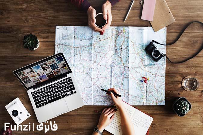 برنامهریزی برای انواع تفریح در ایران