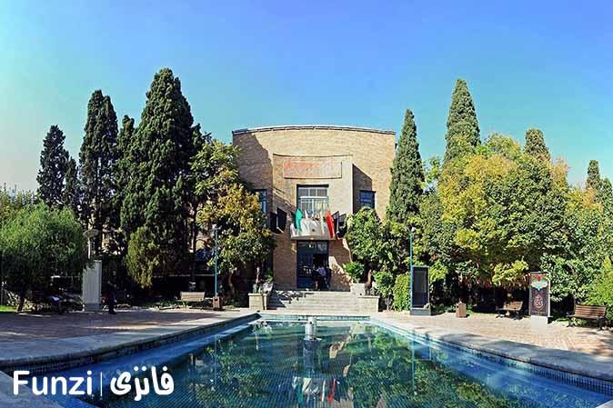 خانه هنرمندان، یکی از سینماهای زیبای تهران