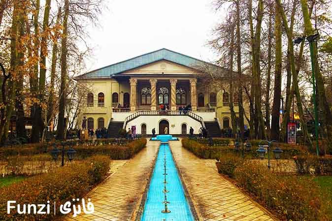 موزه سینما، یکی از زیباترین سینماهای تهران