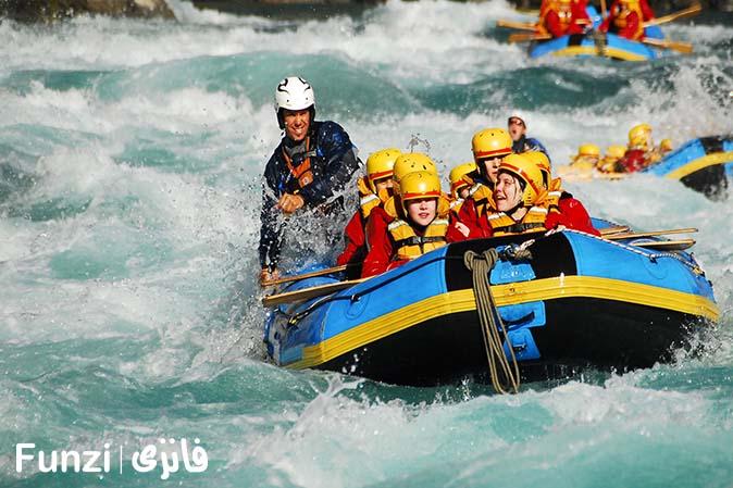 قایقسواری | ایده برای تفریح