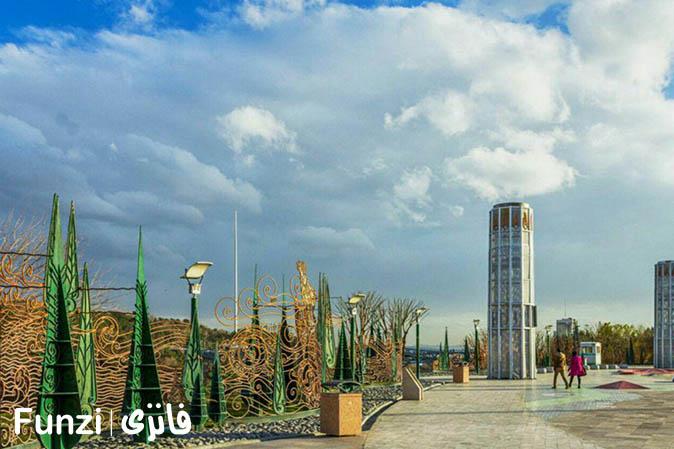 پارک آب و آتش | مکان های تفریحی کودکان در تهران