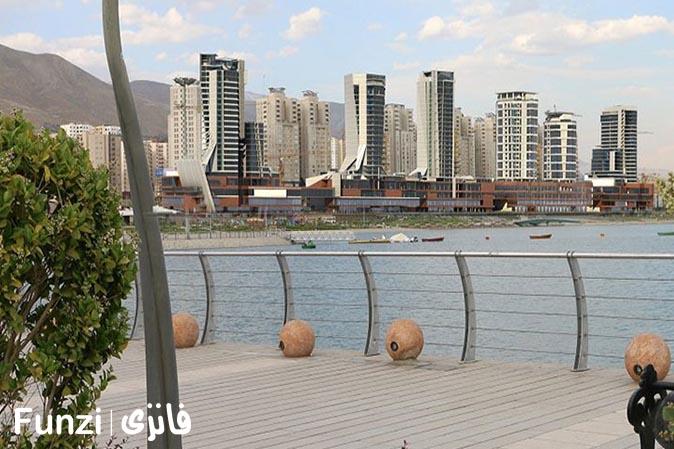 دریاچه چیتگر | مکان های تفریحی کودکان غرب تهران